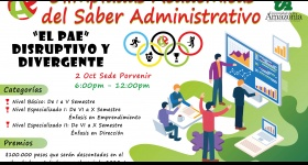 Olimpiadas Académicas del Saber Administrativo